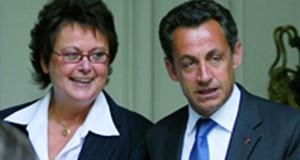 Christine Boutin : « Je fais alliance avec Nicolas Sarkozy pour la France. »