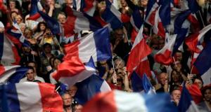 Le PCD avec Nicolas Sarkozy Place de la Concorde