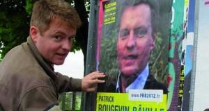 La Nouvelle République : Patrick Rougevin-Bâville affiche la couleur