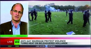 'Hollande adopted gay marriage to satisfy lobby that financed him'