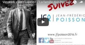 «Vendredi c'est Poisson !» Les vidéos de notre Président.