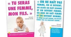 3 décembre : la théorie du genre à Paris