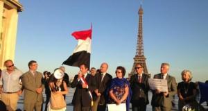 500 personnes pour dire NON à la Guerre en Syrie