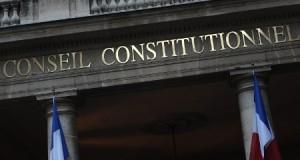 Le conseil constitutionnel ne doit pas être la base arrière de l'Elysée
