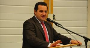 20 novembre : rencontre avec J-F Poisson nouveau Président du PCD