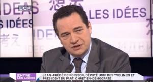 [Vidéo] Dieu et la République : débat avec Jean-Frédéric Poisson – LCP