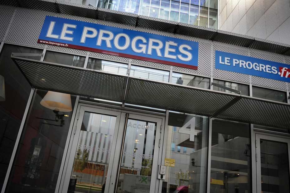 Etat islamique, Mariage pour Tous, présidence de l'UMP : article dans « Le Progrès »