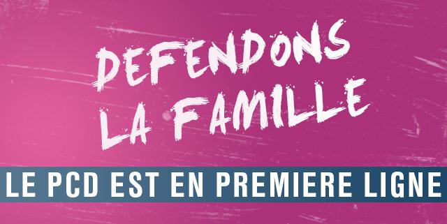 Défendons la famille! | #5octobre
