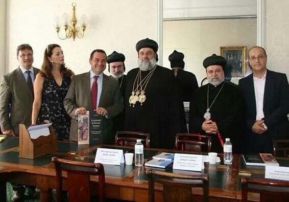 Dîner pour les chrétiens d'Orient le 9 décembre : inscrivez-vous !