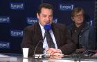 Loi Macron et travail du dimanche – Jean-Frédéric Poisson sur Europe 1
