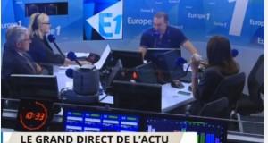 Fin de vie : Franck Margain dans le Grand Direct de l'Actu sur Europe 1.