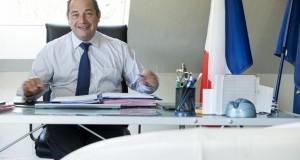 Jean-Frédéric POISSON candidat à la primaire de la droite