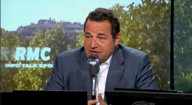 Rapport sur les moyens de Daech ; interview de Jean-Frédéric Poisson sur RMC ce matin