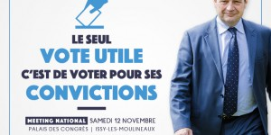 Revivez le grand meeting national de Jean-Frédéric Poisson !