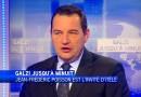 Conférence de presse de François Fillon : Jean-Frédéric Poisson était l'invité d'Olivier Galzi .