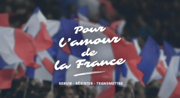 Législatives : pour suivre l'actualité des candidats, rendez vous sur le site Pour l'amour de la France