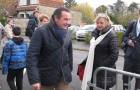 Législatives : Jean-Frédéric Poisson «calme et tranquille » à Rambouillet – Le Parisien