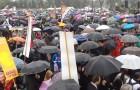 Le PCD mobilisé à la marche pour la Vie 2018