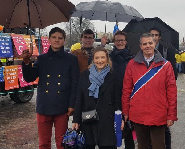 marche jeunes PCD Tardy-Joubert