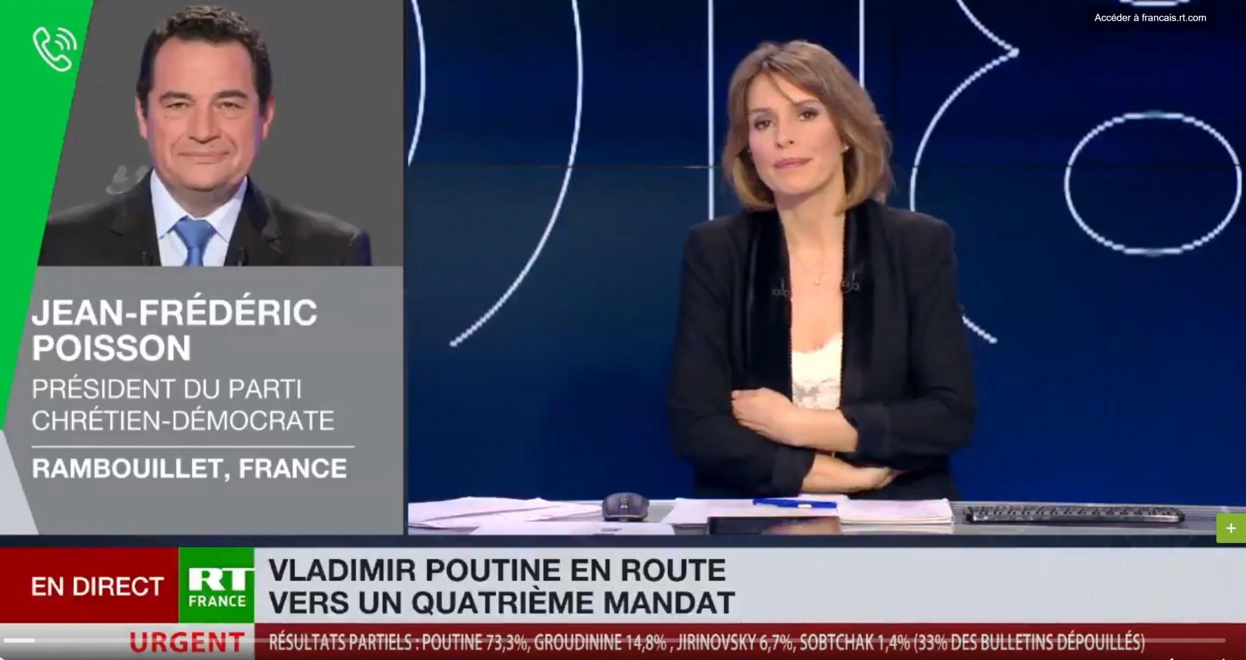 RT France JFP Poutine