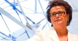 Christine Boutin rend hommage aux cadets de Saumur