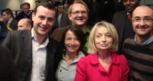 Candidats à la candidature du Parti Chrétien-Démocrate du Rhône pour les élections régionales de 2010