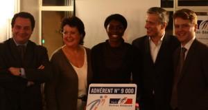 Le Parti Chrétien-Démocrate lance son nouveau site internet et fête son 9 000e adhérent