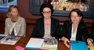 Christine Boutin fait de la résistance à Lyon