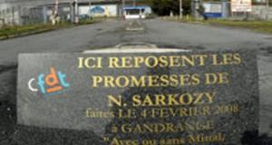Christine Boutin à Gandrange : « les promesses non tenues de Sarkozy, les promesses intenables de Hollande »