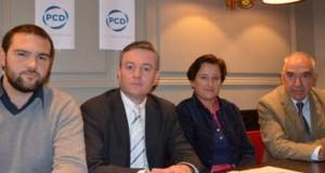 Délégation PCD du Finistère – Conférence de presse de rentrée