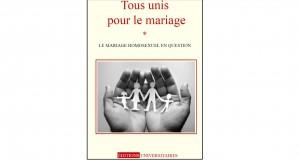 Tous unis pour le mariage : commandez l'ouvrage !