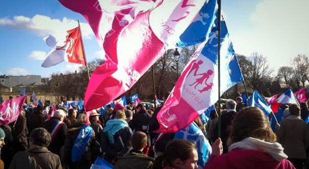 Manif Pour Tous - 2 février 2014