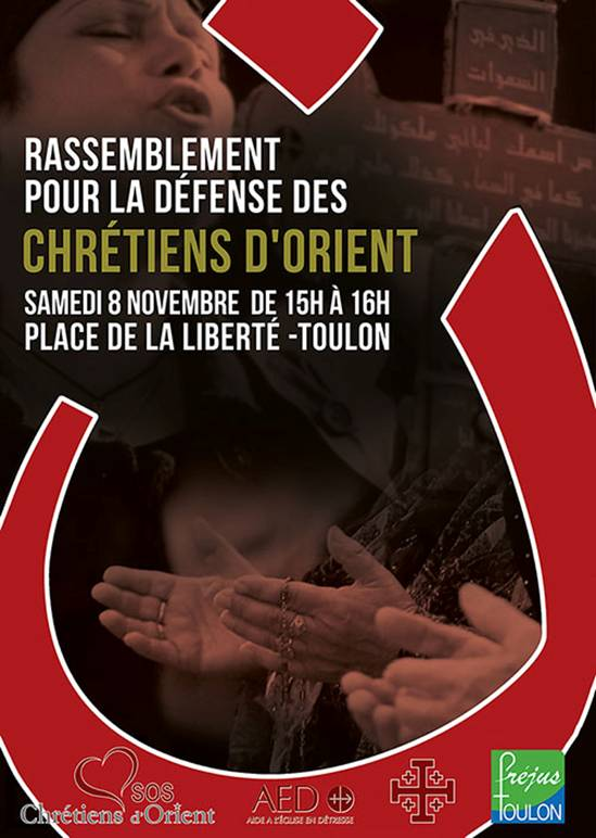 Rassemblement Toulon Chrétiens