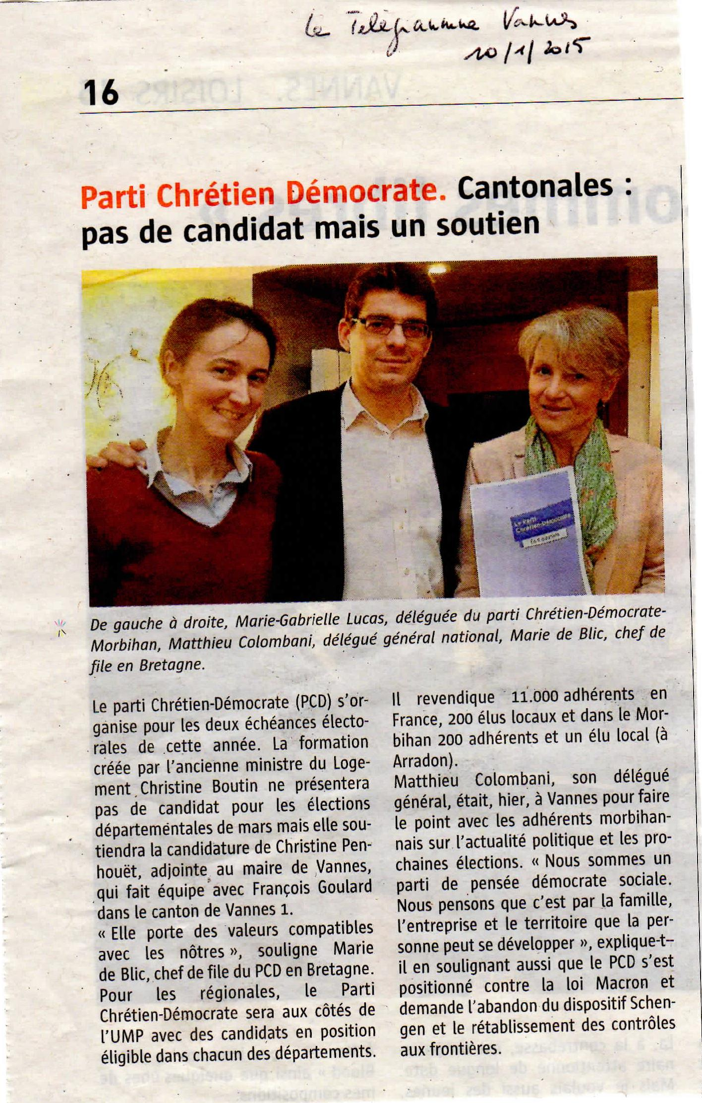 article cantonales