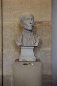 Buste Albert de Mun AN