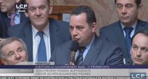 «TAFTA : le traité qui menace l'Europe» : Jean-Frédéric Poisson était l'invité de l'émission «Ça vous regarde» sur LCP