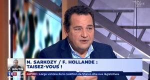 Jean-Frédéric Poisson invité de l'émission «La République LCI»