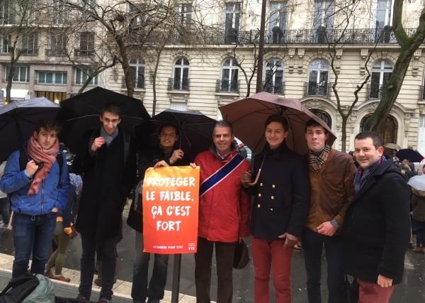 Jeunes PCD avec Nicolas Tardy-Joubert