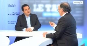 Jean-Frédéric Poisson invité du Talk Le Figaro – 26 mars 2018