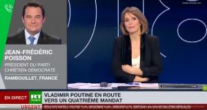 Les dernières interventions de Jean-Frédéric Poisson dans les médias
