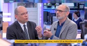 Plan banlieues : Xavier Lemoine interrogé dans les médias