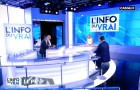 Jean-Frédéric Poisson invité de Laurence Ferrari sur Canal +