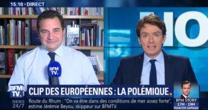 Scandale du clip vidéo de propagande européenne du Gouvernement ! Jean-Frédéric Poisson lance une pétition !