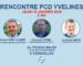 Réunion militante du PCD 78 à Versailles le jeudi 10 janvier 2019