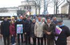 Le Parti Chrétien-Démocrate était présent à La Marche Pour La Vie dimanche 20 janvier