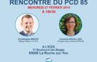 Rencontre militante du PCD 85 le 27 février à 18h30 à La Roche sur Yon