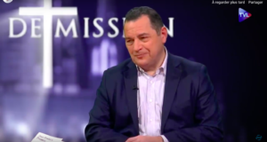 Interview de Jean-Frédéric Poisson dans l'émission Terres de Mission sur TV Libertés