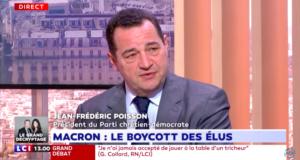 Intervention de Jean-Frédéric Poisson sur LCI le 29 février 2019