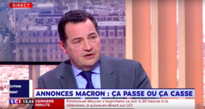 Jean Frédéric Poisson sur LCI MIDI – Lundi 15 avril 2019