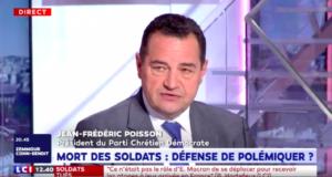 Jean Frédéric Poisson sur LCI MIDI – lundi 13 mai 2019